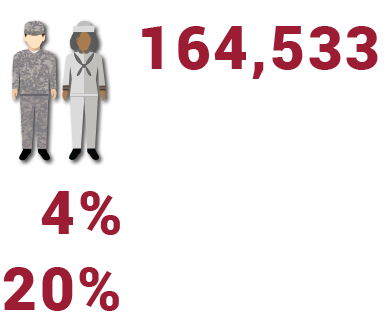 Pittsburgh Veteran Graph
